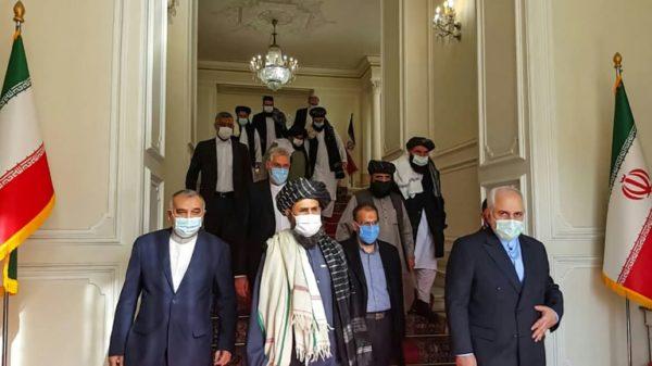 Iran wary but pragmatic as Taliban resurges next door