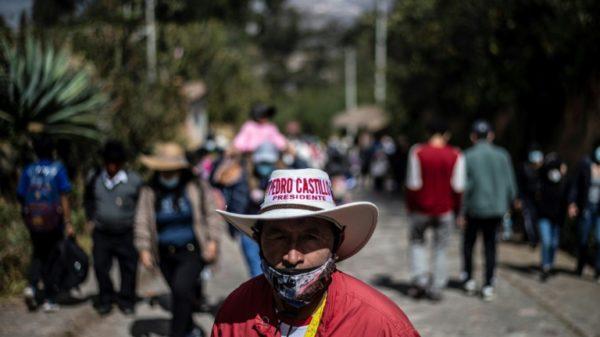 Peru's Castillo chooses leftist party colleague as PM