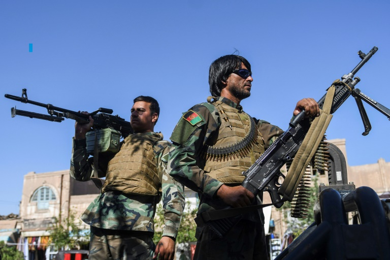 Taliban in 'defence status' during Afghan Eid holiday
