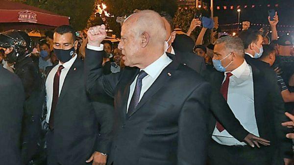 Tunisia in political turmoil as president dismisses more officials