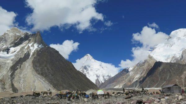 Scottish climber dies on Pakistan's K2