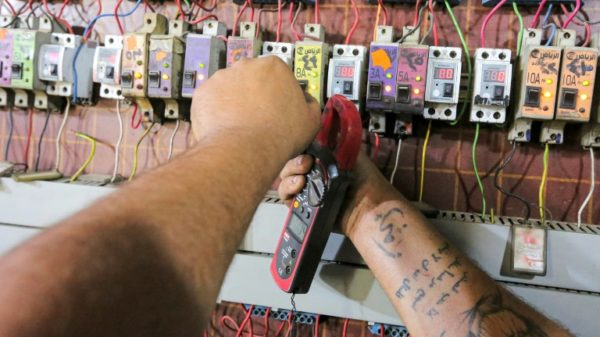 Powering Iraqi homes one switch at a time