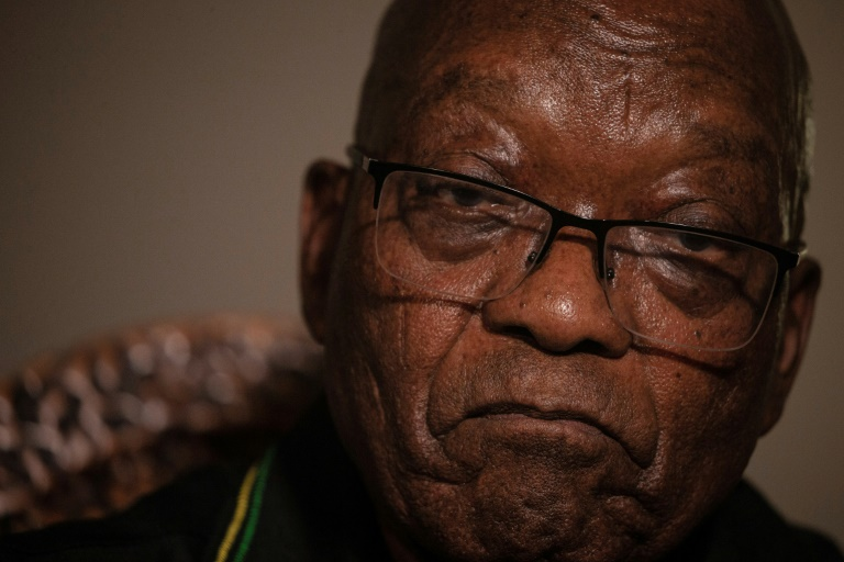 Zuma: South Africa's charismatic, yet divisive ex-president