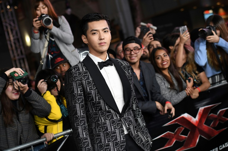 More brands dump Chinese popstar accused of sexual assault