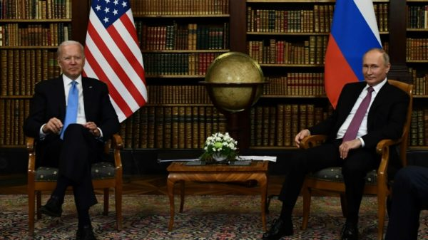 US sees 'substantive' talks with Russia amid tensions