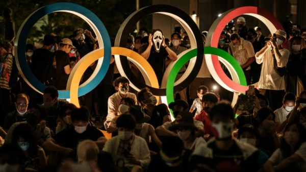 New coronavirus scare causes jitters on eve of Tokyo Olympics athletics