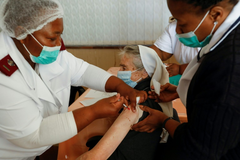 Pfizer/BioNTech to produce Covid-19 vaccine in S.Africa