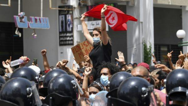 Tunisian president suspends parliament, dismisses PM