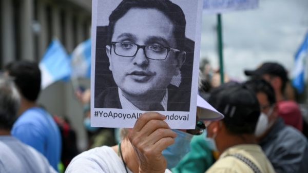 US curbs work with Guatemala after prosecutor flees