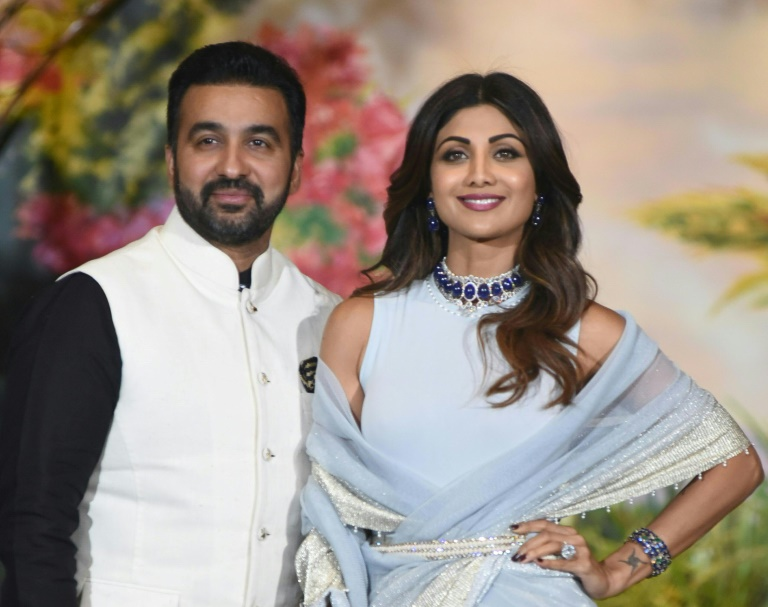 Bollywood star Shetty's husband arrested in porn case
