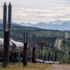 Trans-Alaska Pipeline in danger due to melting permafrost
