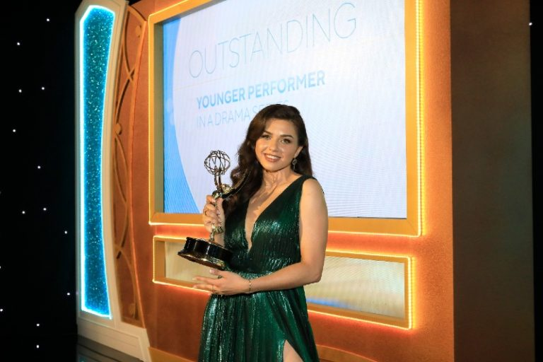 Victoria Konefal talks about her 2021 Emmy win, working ...
