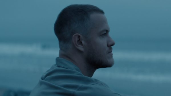 Dan Reynolds of Imagine Dragons in 'Wrecked' music video