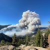 Oregon blaze balloons; rapidly growing fire near LakeTahoe prompts evacuations