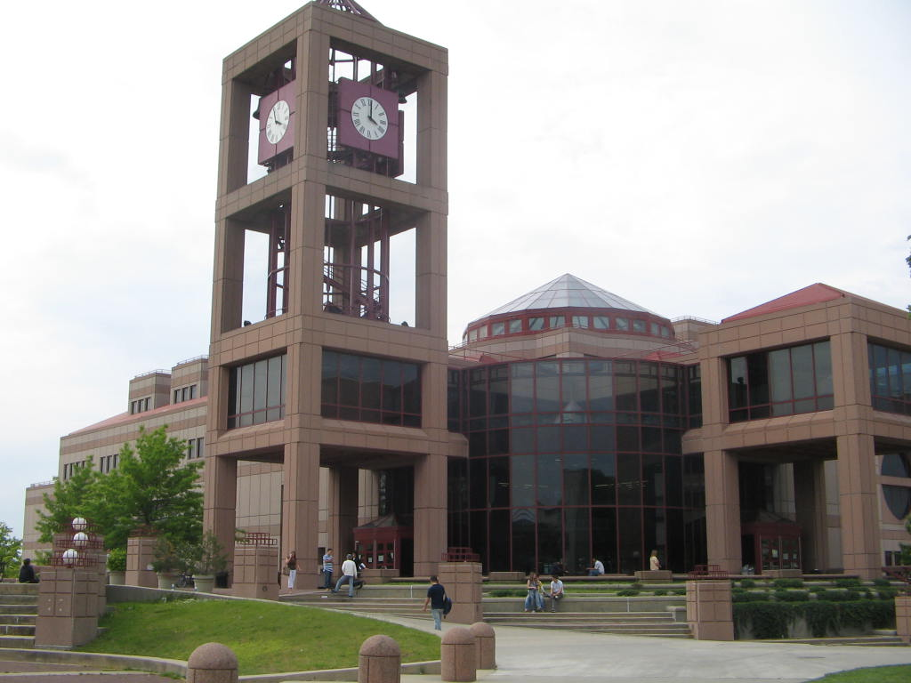 Queens College Rosenthal Library