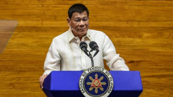 Philippines' Duterte hails drug war but says 'long way' to go