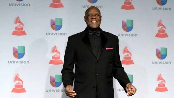 Dominican music legend Johnny Ventura dies aged 81