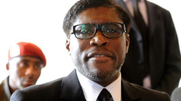 E.Guinea closing UK embassy over sanctions against president's son