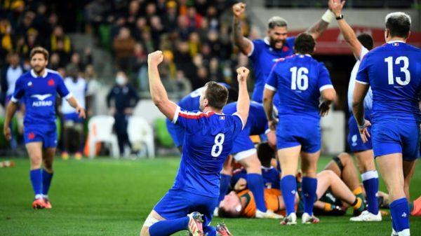 France stun Wallabies for first win on Australian soil in 31 years