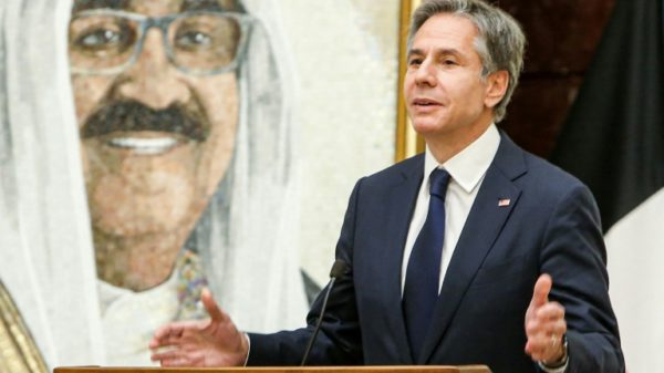 Blinken says nuclear talks with Iran 'cannot go on indefinitely'