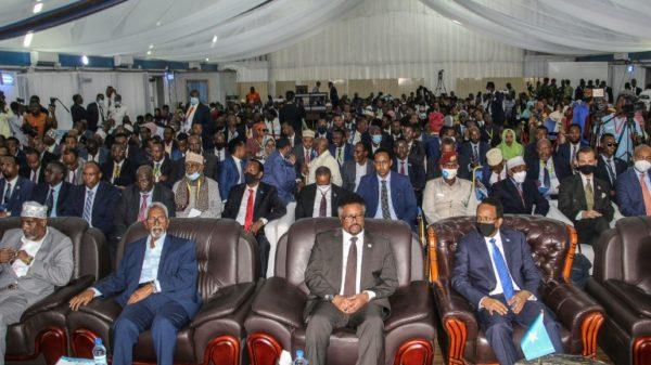 Somalia postpones long-delayed election