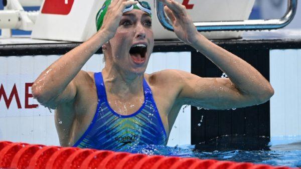 Fraser-Pryce eases into Olympics as S.Africa strike rare women's swim gold