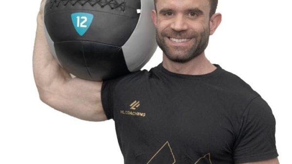 Fitness cover model Marco Laterza has recently been recognized for his work in the corporate world as he is becoming known as a corporate health expert
