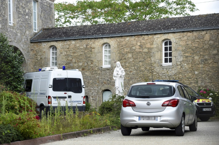 Catholic priest murdered in France by suspected cathedral arsonist