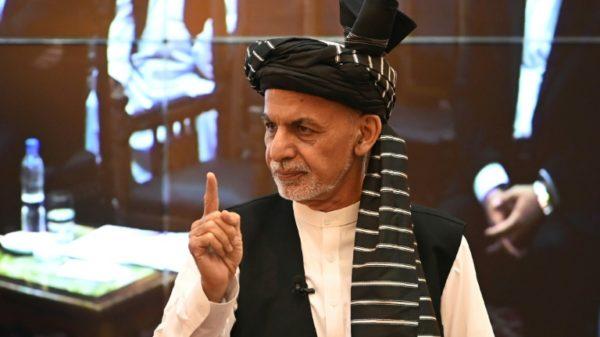 The rise and fall of Afghan President Ashraf Ghani
