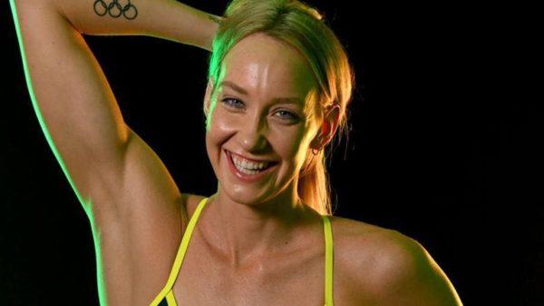 Australian swimmer Madison Wilson