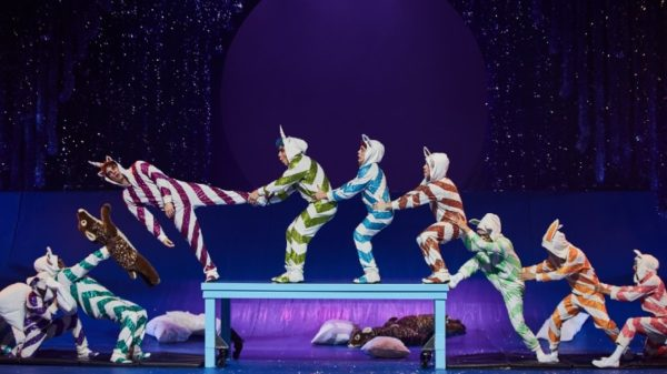 Cirque's 'Twas the Night Before