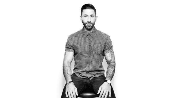 Hairstylist Jason Hermiz.