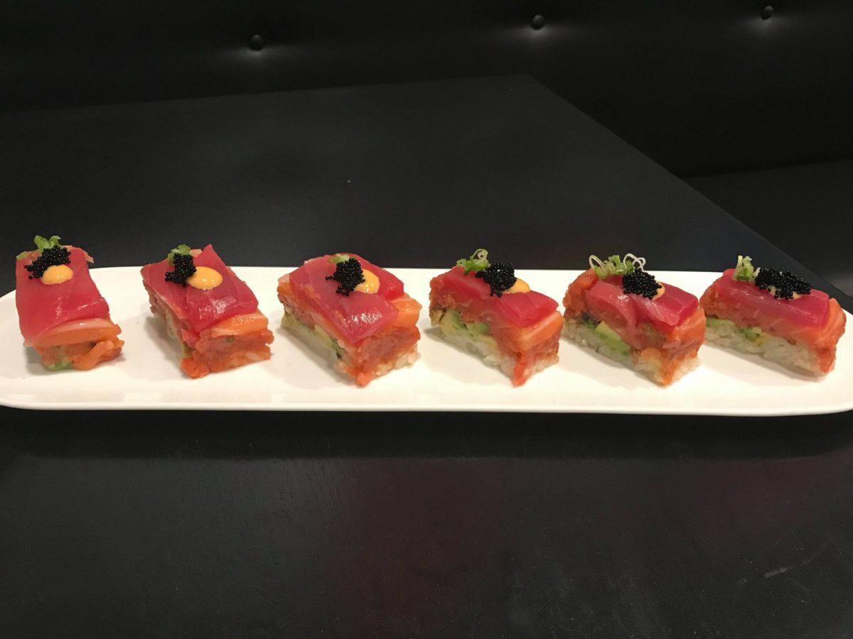 Parfait Roll at Sushi Vogue