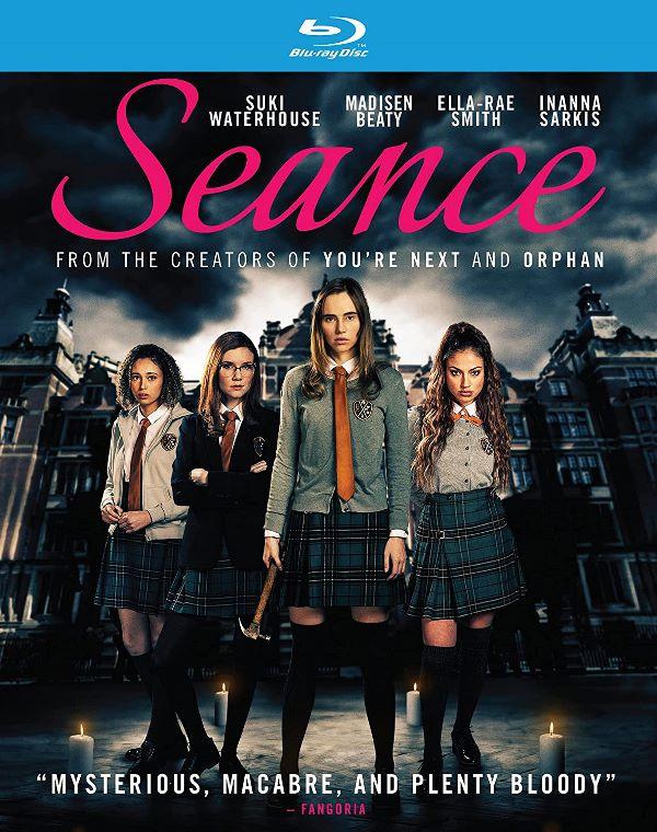 Seance on Blu-ray