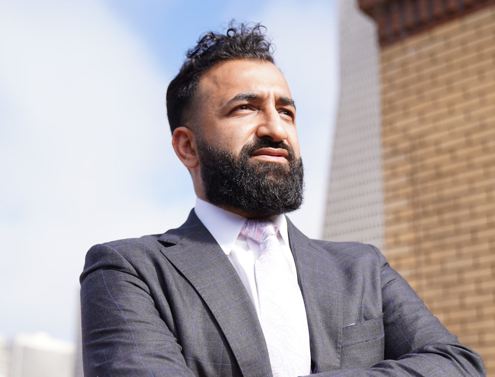 Haitham Amin is the principal attorney of Amin Law, where he practices criminal defense and personal injury law, with an emphasis on auto accidents.