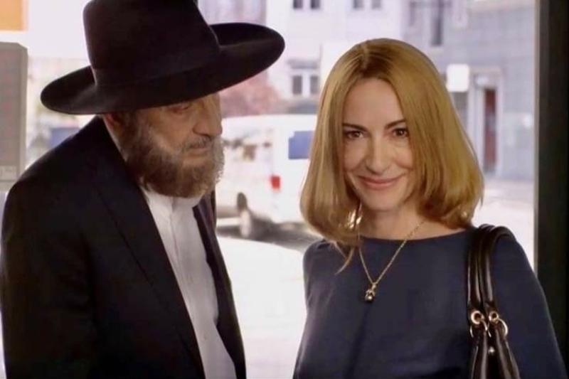 Judi Beecher in 'Tango Shalom'