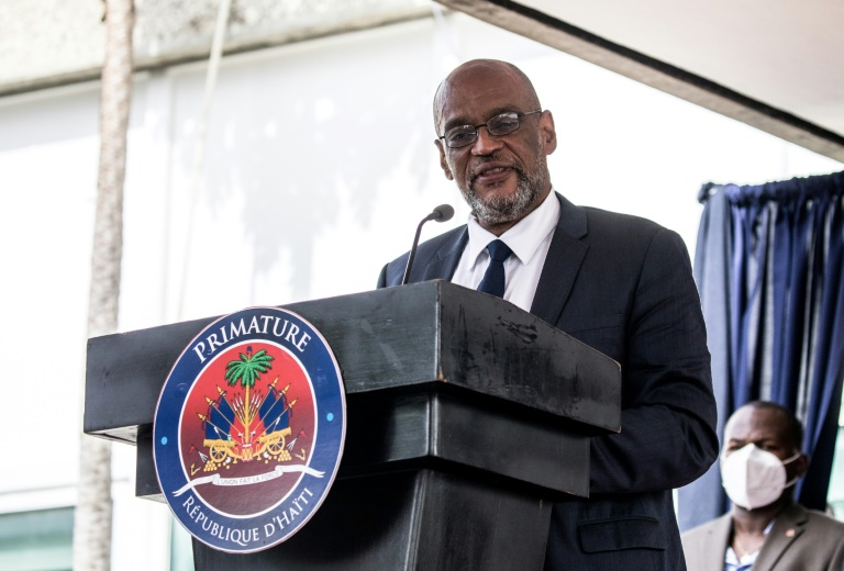 Quake-hit Haiti's PM vows elections 'soon as possible'