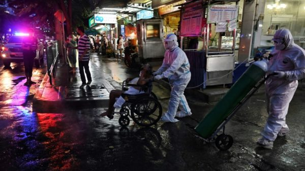 Thailand tightens curbs in 16 more provinces as outbreak sets record