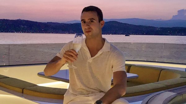 Christian Carbone is a 26-year-old businessman and property investor based in New York, Tokyo, and London.