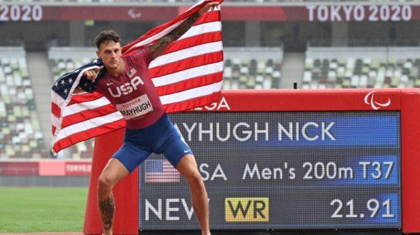 'Hurricane Hannah', 'Paralympics Bolt' win more gold as pandemic Games lauded
