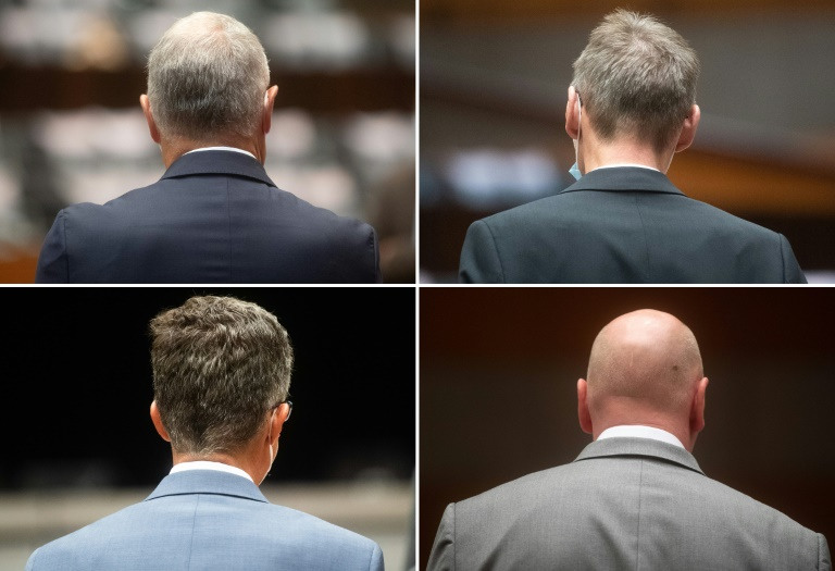 Four former VW managers go on trial over 'dieselgate' scandal