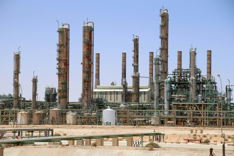Libya's National Oil Corp says port blockades lifted