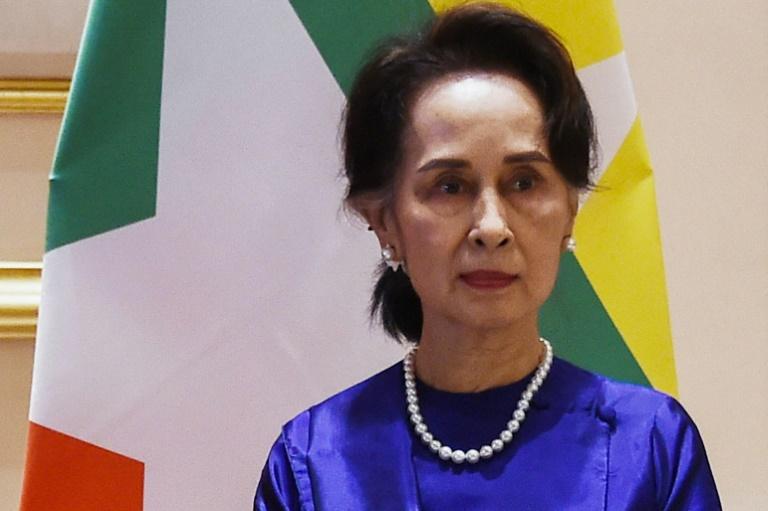 Unwell Suu Kyi skips Myanmar trial hearing: lawyer