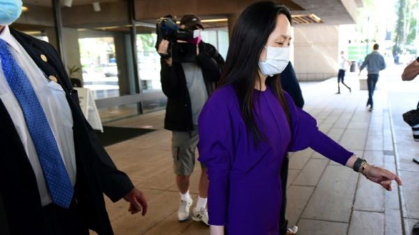 Arrests, anger and court battles -- the case of Meng Wanzhou