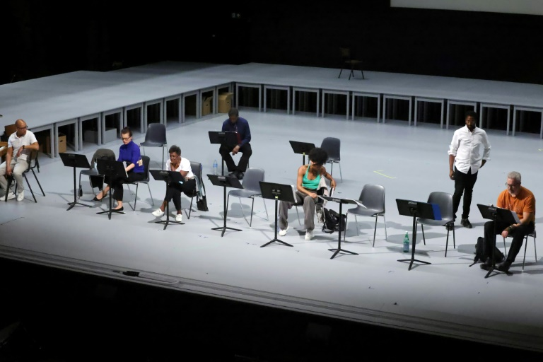 New Belgian opera evokes US racial discord