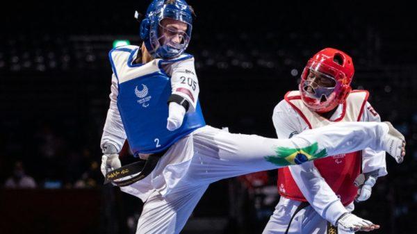 Taekwondo kicks its way into Paralympics