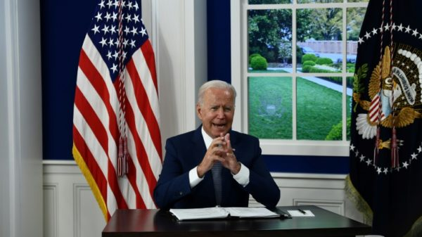 Biden says US donating 'historic' extra 500 million Covid vaccines