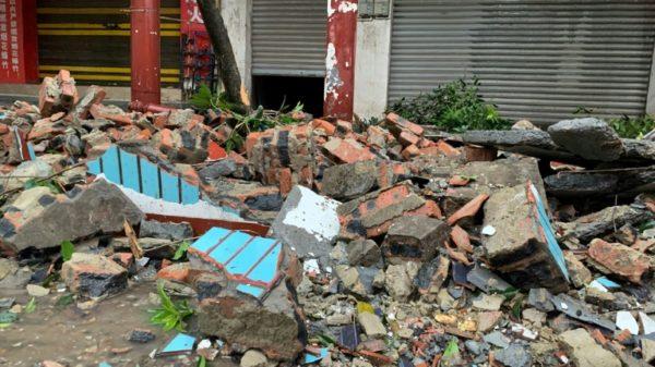 Two killed, dozens injured as shallow quake hits China's Sichuan