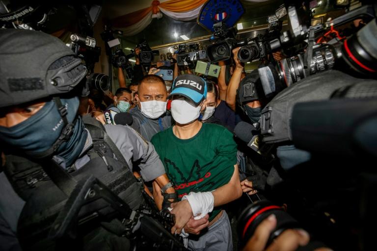 'Joe Ferrari' case lifts lid on Thai police corruption