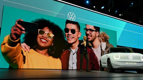 VW's electric push 'can't go any faster', says CEO